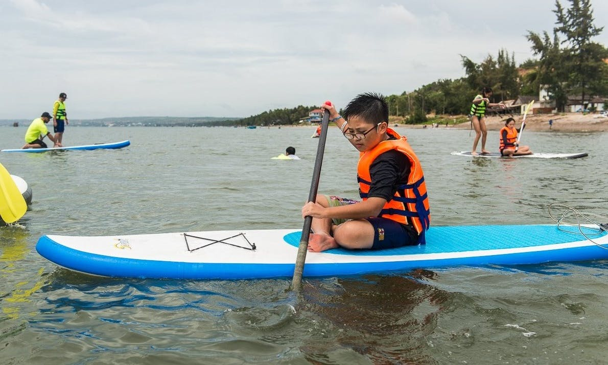 Stand Up Paddleboard Rental in Vietnam