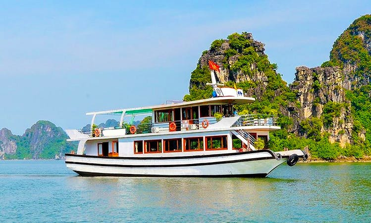 Budget Friendly 1 Day Halong Bay Cruise