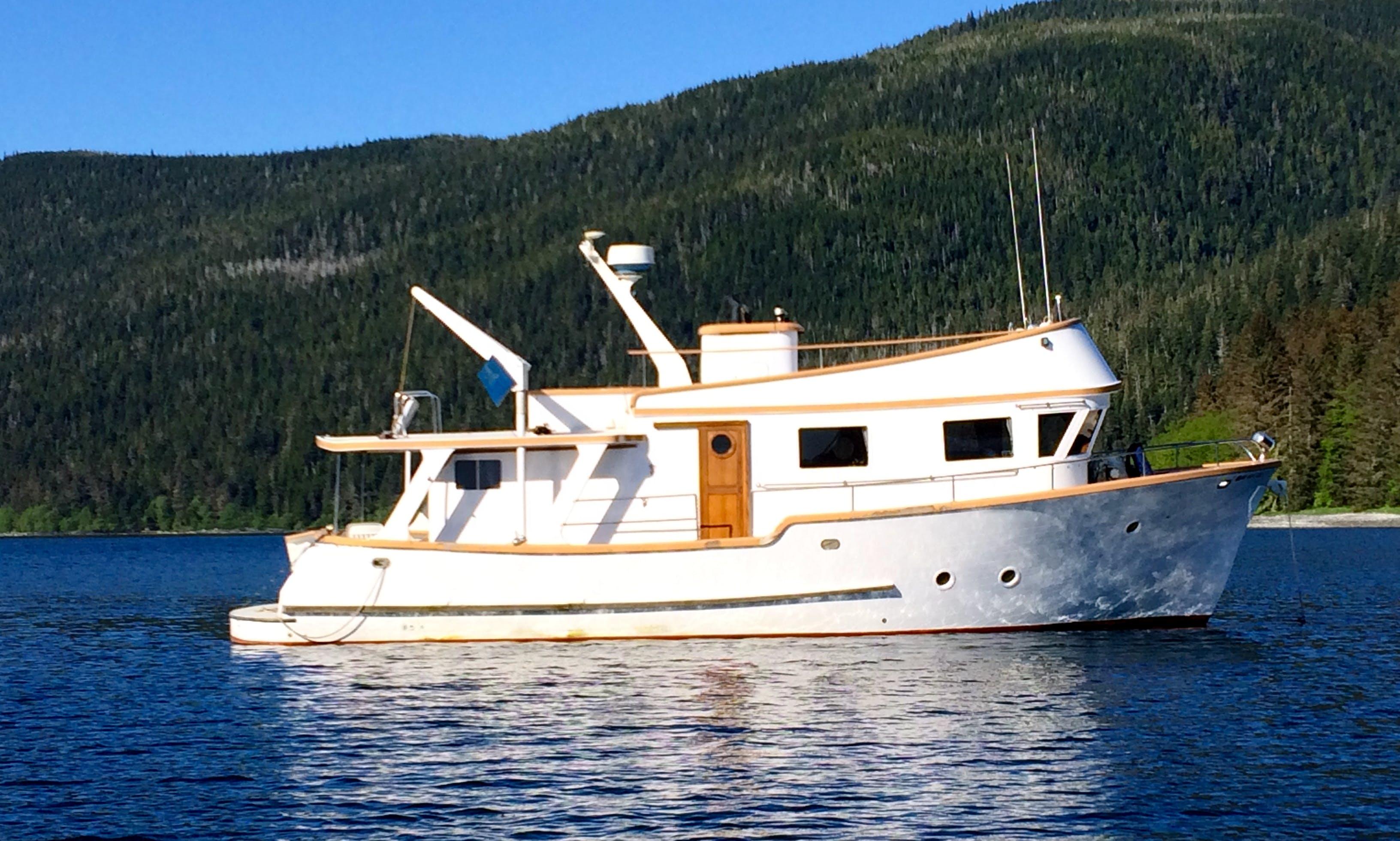 Trawler rental in Juneau