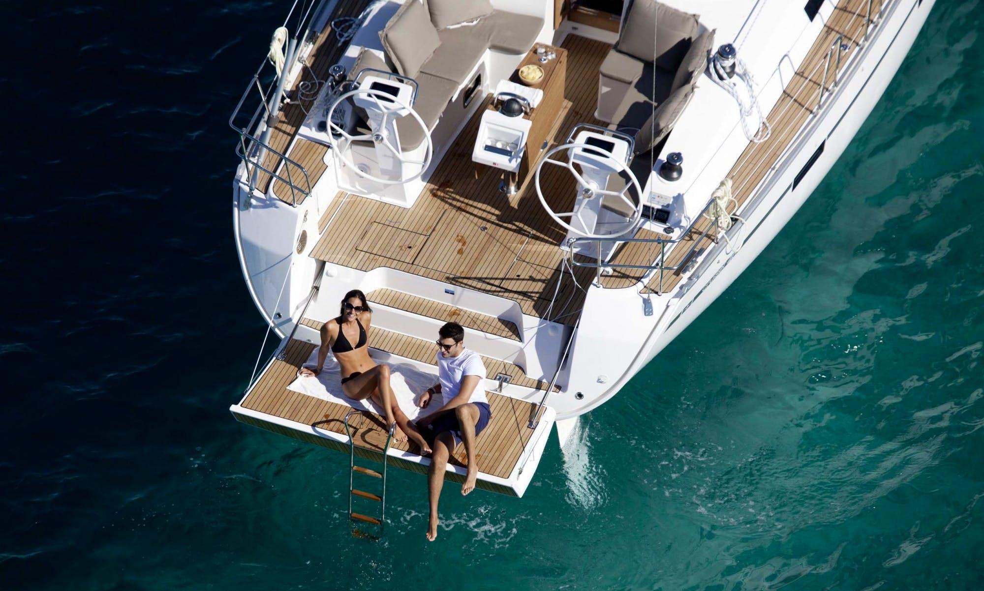 Luxury Yacht Bavaria 2014 rental in Constanța