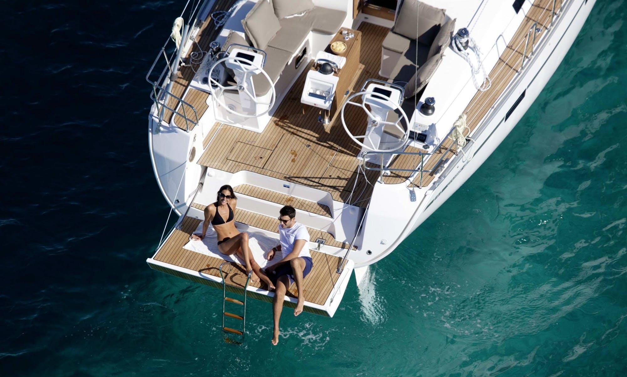 Luxury Yacht Bavaria 2014 rental in Constanța, Mangalia or Eforie