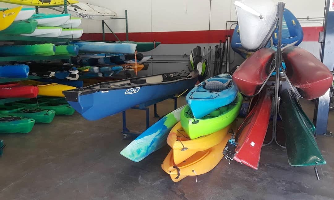 Explore, Relax And Enjoy A Paddling Adventure By Canoe In Mesa, Arizona!