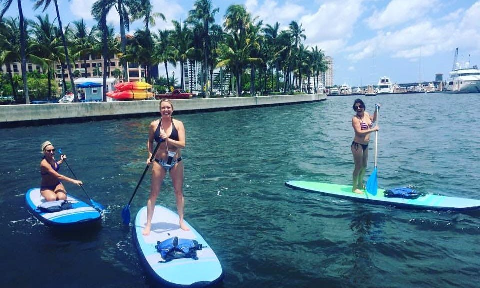 Paddleboard Rental in West Palm Beach, Florida