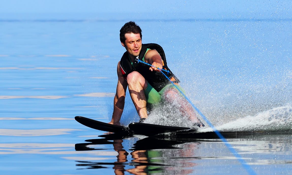 Water Skiing for Thrill Seekers in Riviera Beach, Florida