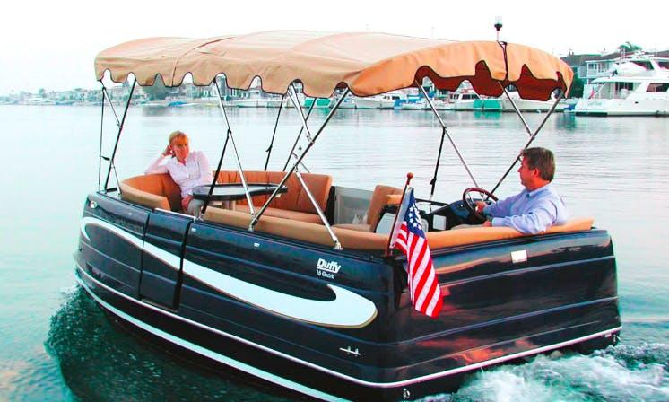 Electric Boat rental in Seattle