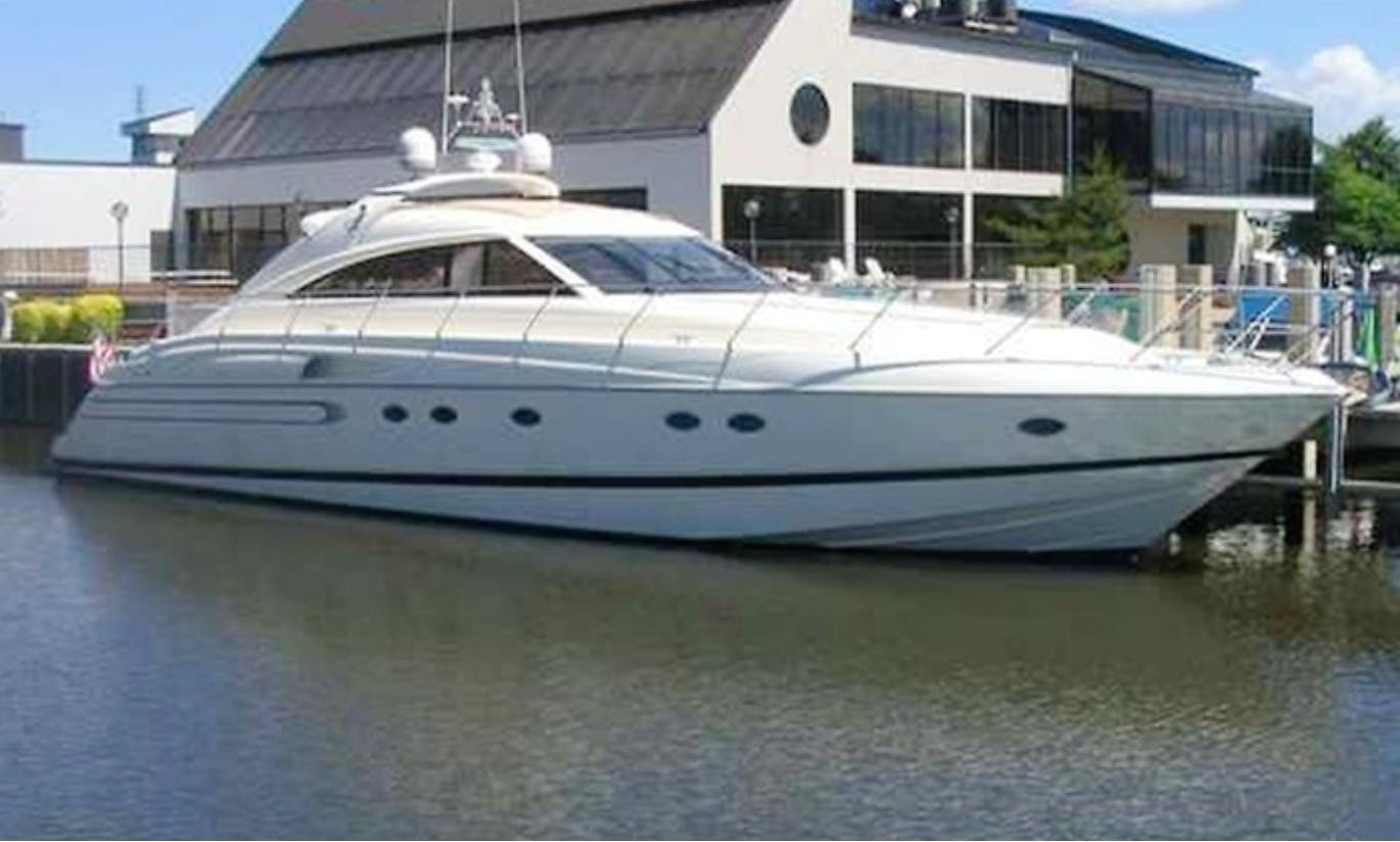"""Rent this 65"""" Motor Yacht in Miami"""