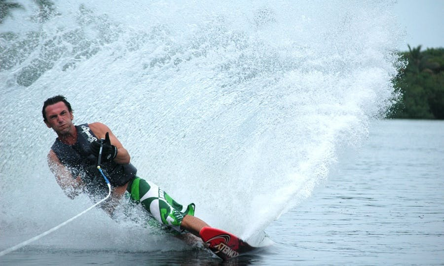 Book a Waterskiing Adventure in Miami, Florida!