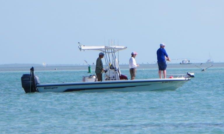 Exciting Fishing Trip in Islamorada, Florida!