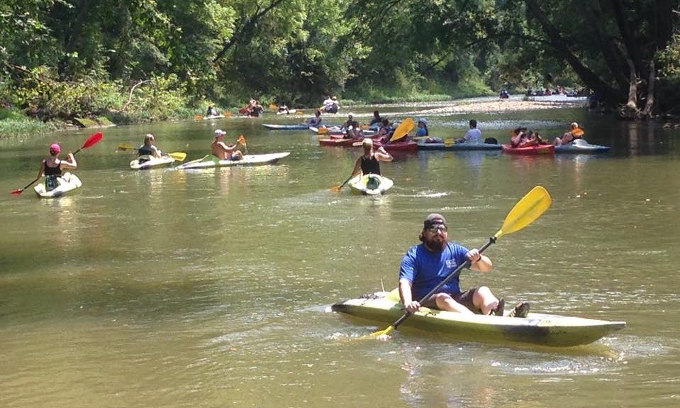 Come And Join Us For Fun Canoing In Logan, Ohio