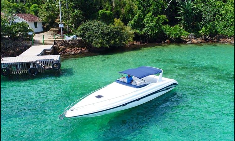 Runner 330 Motor Yacht Rental In Rio de Janeiro, Brazil