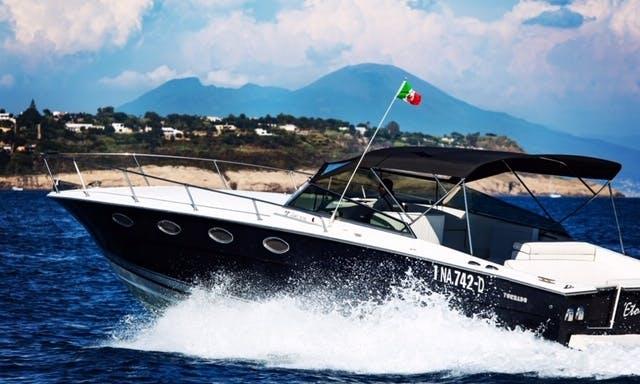Motor Yacht rental in Ischia