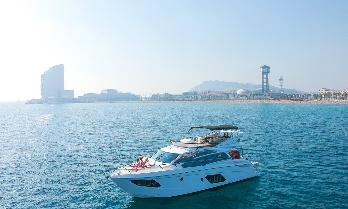 Steady Ride : Yacht charter in Palma de Mallorca