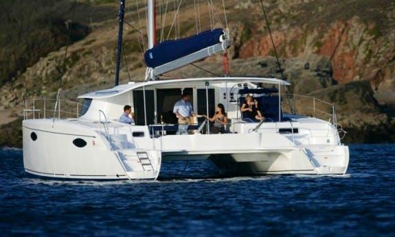 2012 Orana 44 With Watermaker Cruising Catamaran in Cienfuegos, Cuba