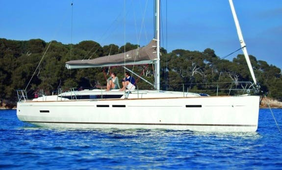 Sun Odyssey 449 Cruising Monohull in Cienfuegos
