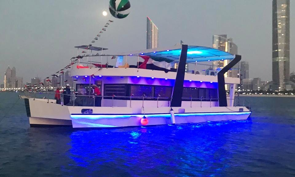 Celebrate Your Special Occasion On A Luxury Yacht In Abu Dhabi, UAE