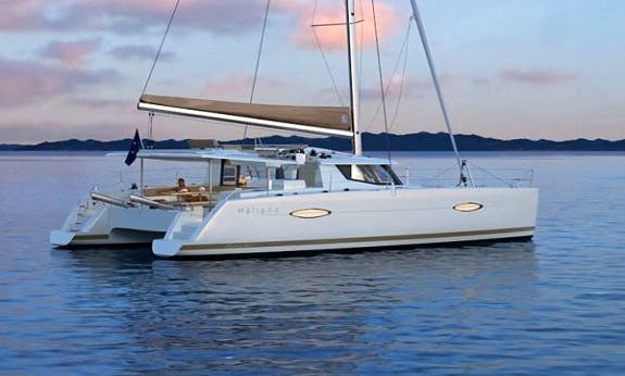 Helia 44 O.v Cruising Catamaran With Watermaker For Charter in Rodney Bay, Saint Lucia
