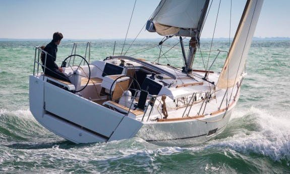 Dufour 350 Adventure Cruising Monohull rental in Ceiba