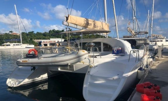 Enjoy The Freedom Of A Bareboat Charter In The BVI!