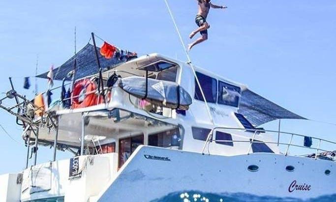 46' Twinhull Motor Yacht Charter in Bali, Indonesia