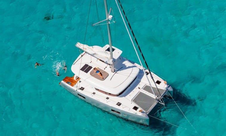 Lagoon 42 Cruising Catamaran With Watermaker In Marigot, St. Martin