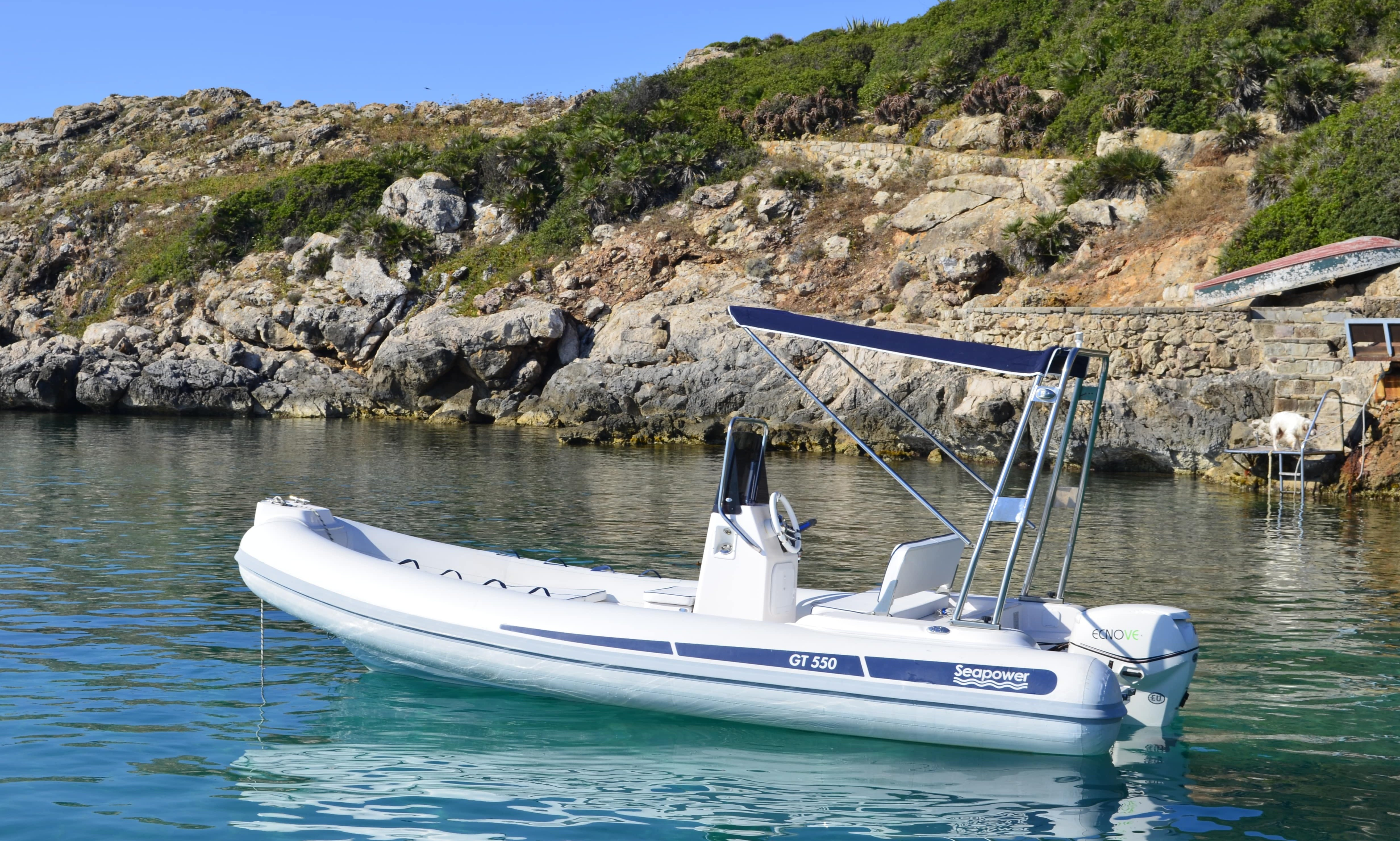 Rib rental in Alghero
