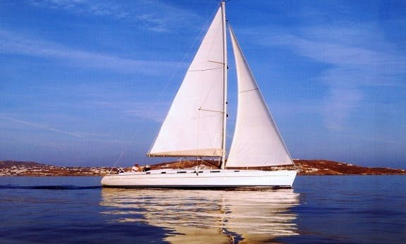Cyclades 39.3 Sailing Yacht with 3 Cabins in Rio de Janeiro