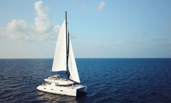 Crewed Eleuthera 60 Sailing Catamaran in Denpasar Selatan, Bali