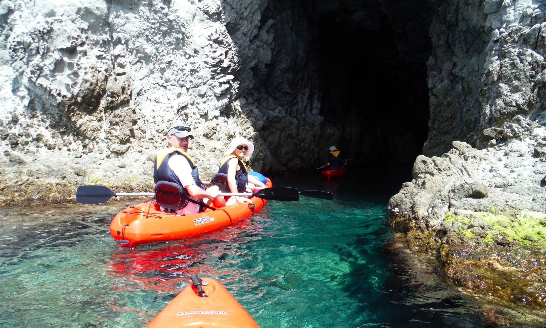 Alquiler y tour en kayak