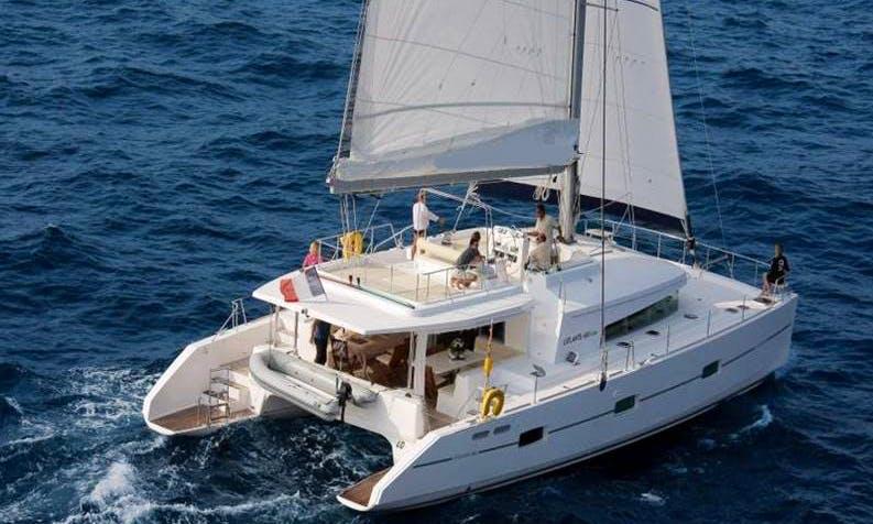 Crewed Charter Dream 60 Sailing Catamaran in Malé, Maldives