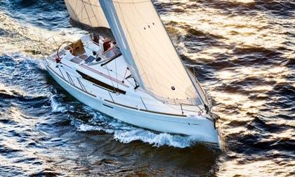 Sun Odyssey 379 Owner Version in Madagascar