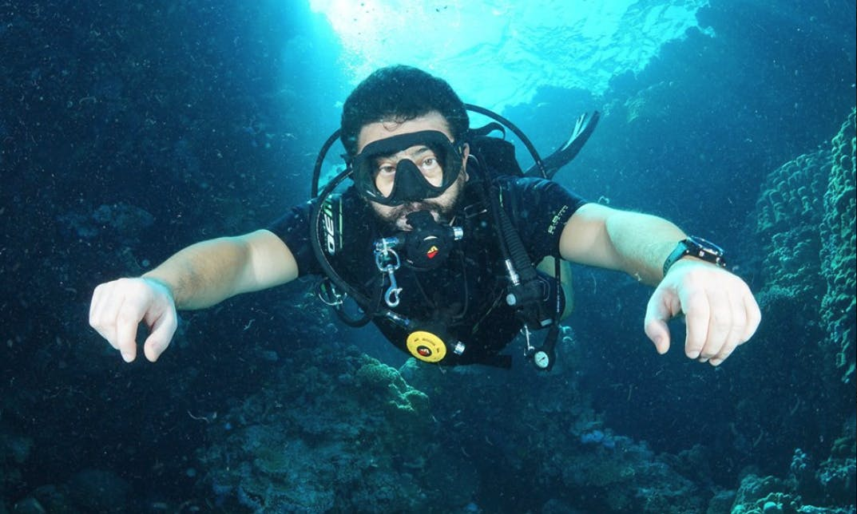 Wonderful Scuba Diving Adventure In Ankara, Turkey