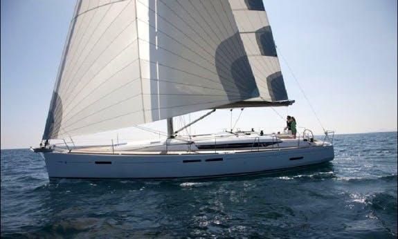 Sun Odyssey 439 3c Cruising Monohull in Ta' Xbiex, Malta