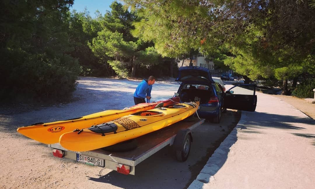 Enjoy A Kayaking Experience in Sibenik, Croatia!