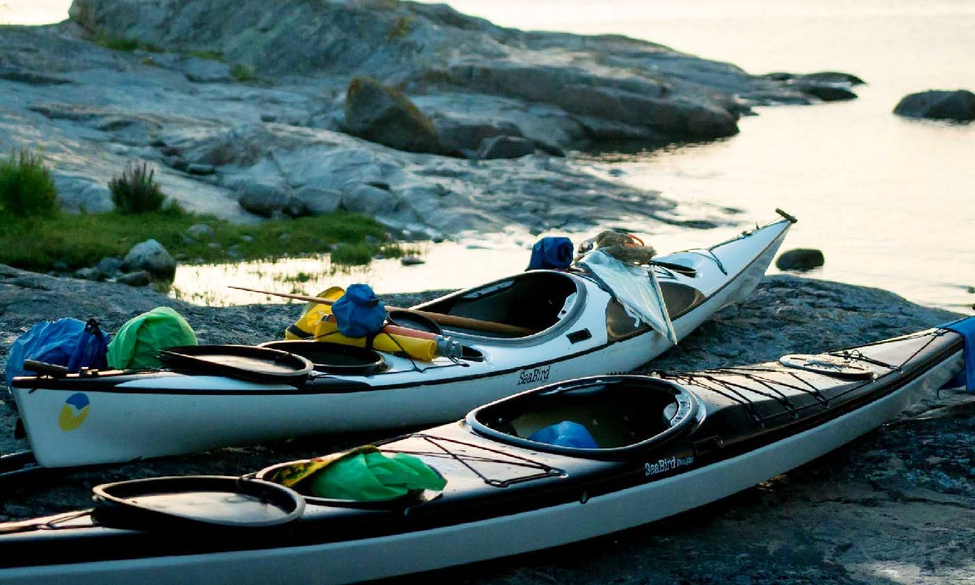 5 Night and 6 Days Guided Kayak Trip in Turku Archipelago