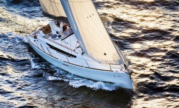 Sun Odyssey 389 Cruising Monohull Charter in Muğla