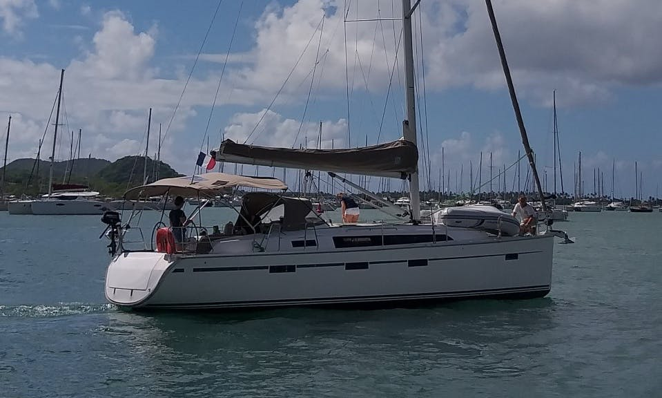 Bavaria 41 Cruiser Sailing Yacht Charter in Le Marin, Martinique