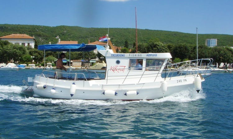 Water Taxi rental in Punat