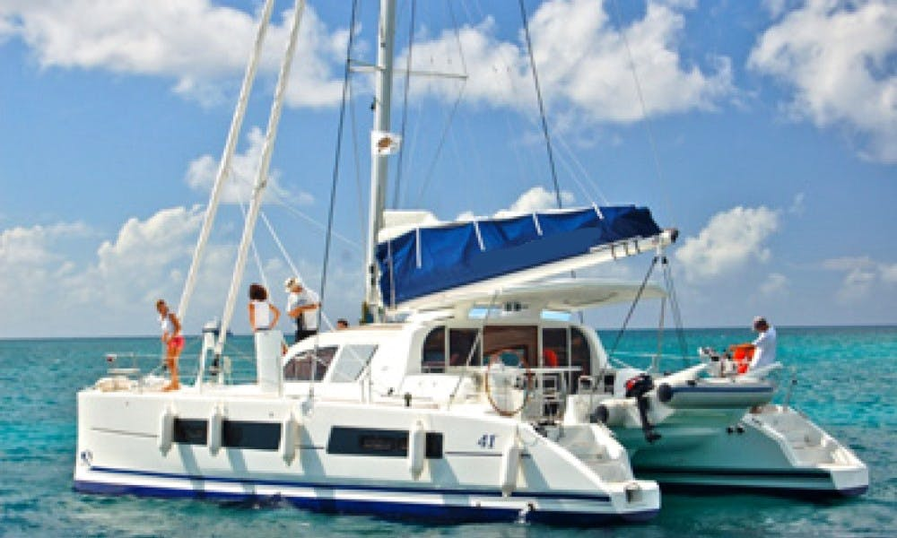 Catana 41 Oc Sailing Catamaran with Watermaker in Langkawi