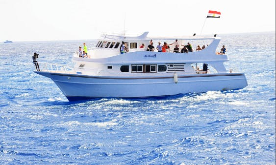 Best Guide Boat Excursions In Hurghada, Egypt