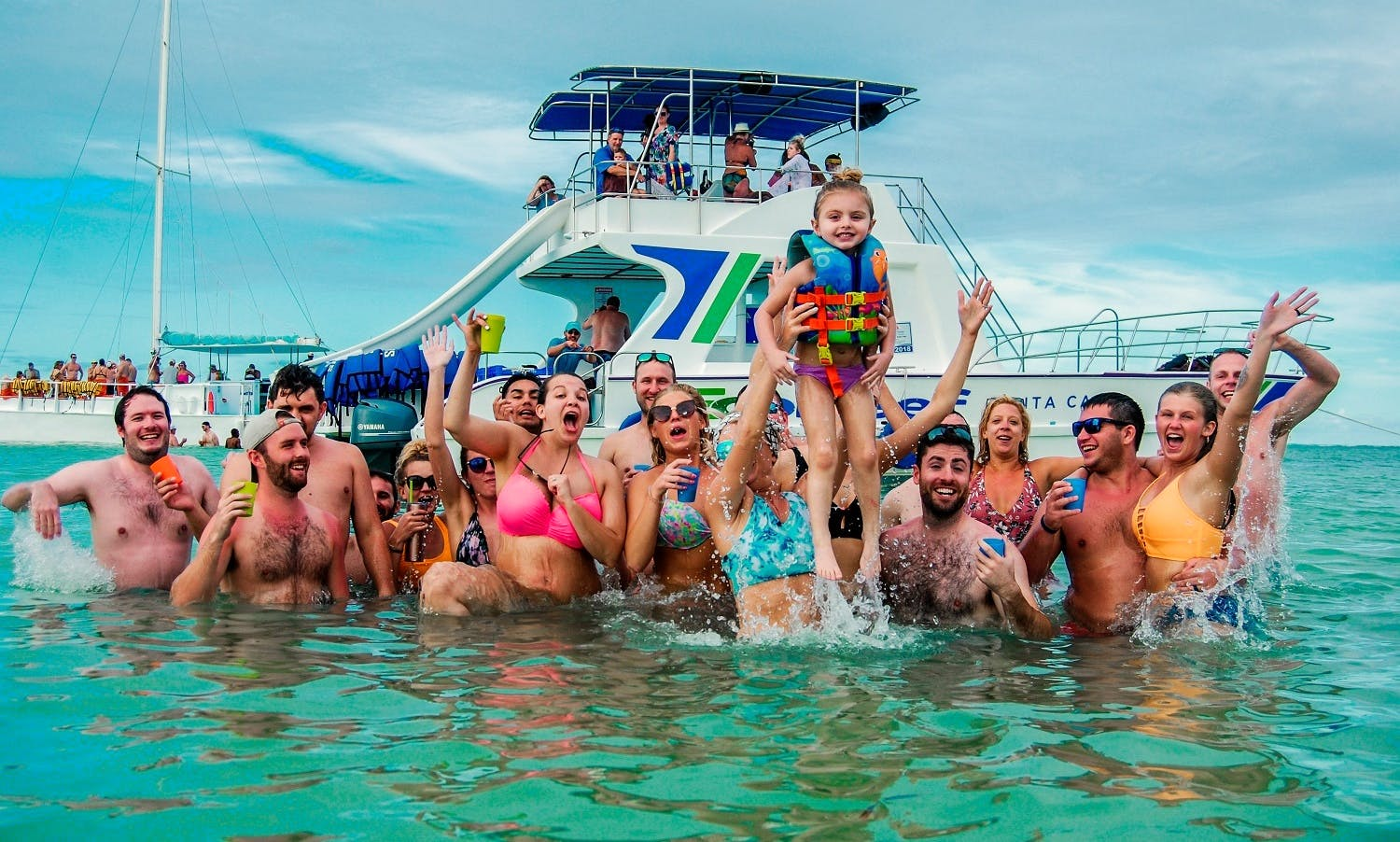 3 Hours Private Eco Boat Tour in Punta Cana
