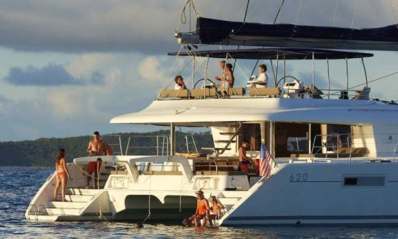 Relaxing Sailing Holiday In British Virgin Islands!