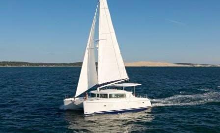 Explore La Paz, Mexico Onboard Lagoon 420 Cruising Catamaran