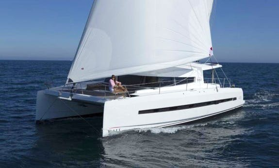 Charter The Bali 4.5 Cruising Catamaran In La Paz, Mexico