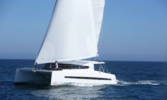 Bali 4.5 Cruising Catamaran with Watermaker and A/C - Plus in Annapolis, MD