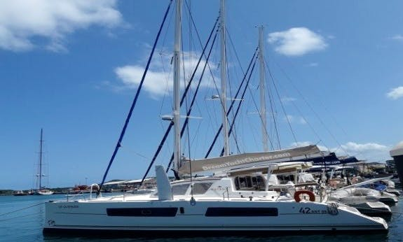 Book The Catana 42 Cruising Catamaran In Noumea, New Caledonia