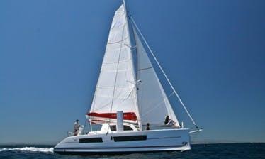 Charter The Catana 42 Ci Cruising Catamaran In Noumea, New Caledonia