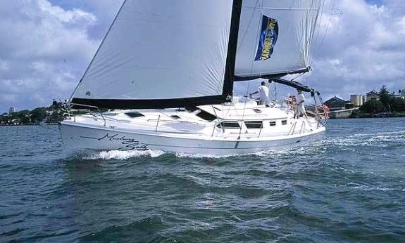 2003 Hunter 426 Ds Cruising Monohull Rental In Portorosa, Sicily