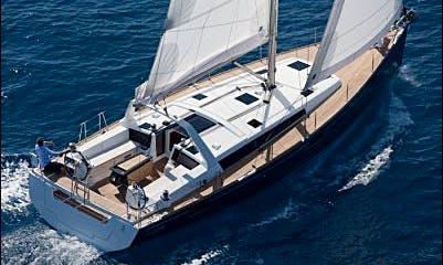 Charter The 2018 Oceanis 48 Cruising Monohull In Portorosa, Sicily