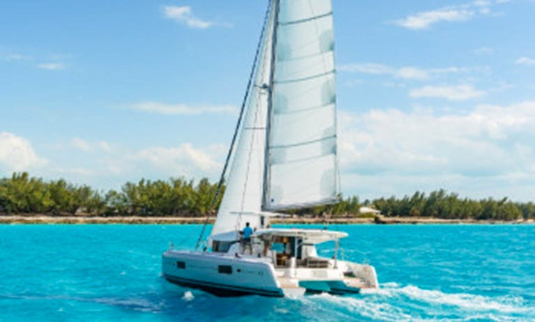 2020 Cruising Catamaran Lagoon 42 in Saint Mary