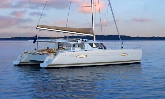 2014 Helia 44 Sailing Catamaran in Pointe-à-Pitre, Guadeloupe